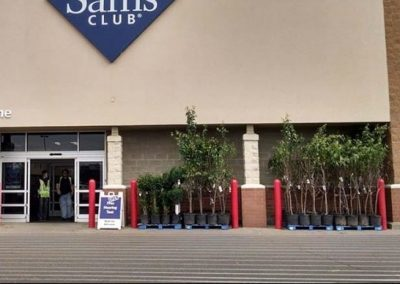 Sams Club Bollard Covers