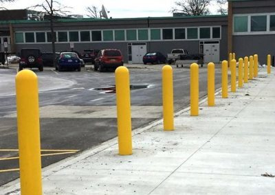 School Safety Bollard Covers
