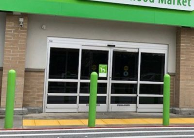 Walmart Green Bollard Covers
