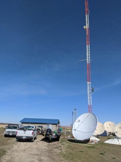 Satellite Antenna Installler